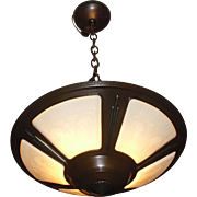 Virden Art Deco 5 Light Pendant Chandelier