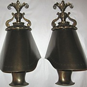 Outstanding & Unique Brass Wall Sconce Lights