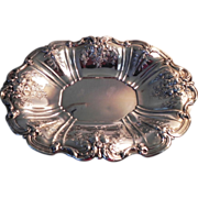 "Reed and Barton FRANCIS I X568F Sterling Centerpiece Bowl 15 3/8""L ~ Dated 1955"