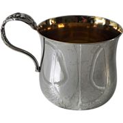 Reed & Barton Francis I Sterling Silver Baby Cup