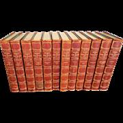 The Novels of Jane Austen  Winchester Edition ~  Published by John Grant ~ Edinburgh 1911-1912