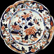 Late 19th Century Copeland Imari Polychrome Plate