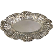 Reed and Barton Francis I Sterling Silver Bread Tray X568