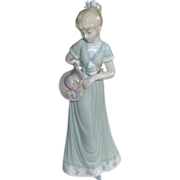 Vintage House of Lloyd Garden Party Figurine