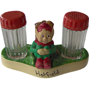 Vintage Elf Salt and Pepper Shaker Set