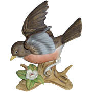 Vintage Lefton Bird Figurine
