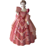 Coalport Mini Lady Figurine - Harriet