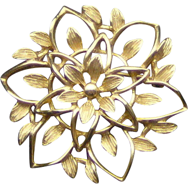 Brooch by Sarah Coventry