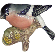 Beswick Bullfinch bird figurine