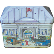 Watkins 125th Anniversary Tin 1868-1993