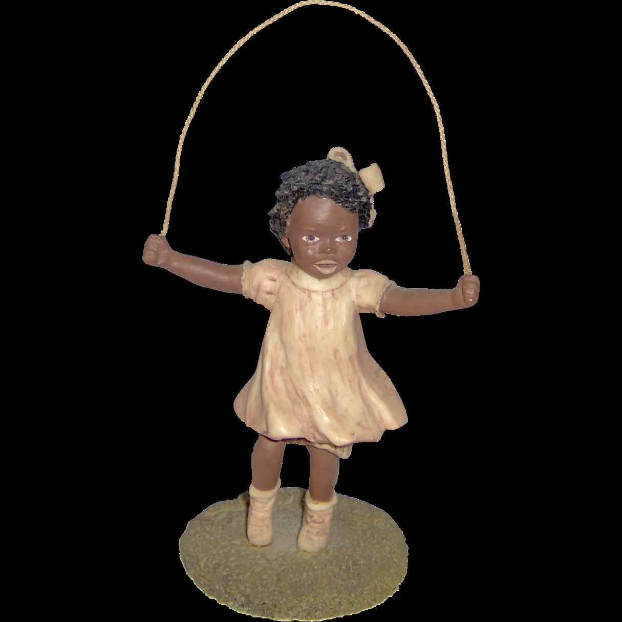 Vintage Martha Holcombe Figurine Suzi