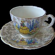Regina cup and saucer