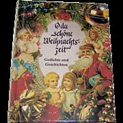 Vintage German Christmas Story Book