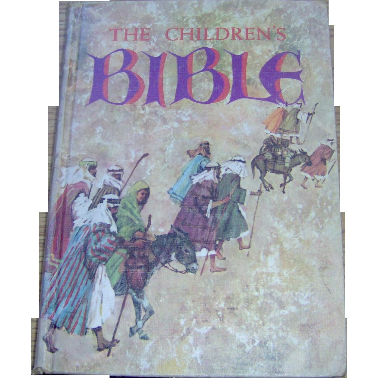 Vintage Children's Bible