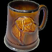 Vintage Sylvac Hunting Dog Tankard