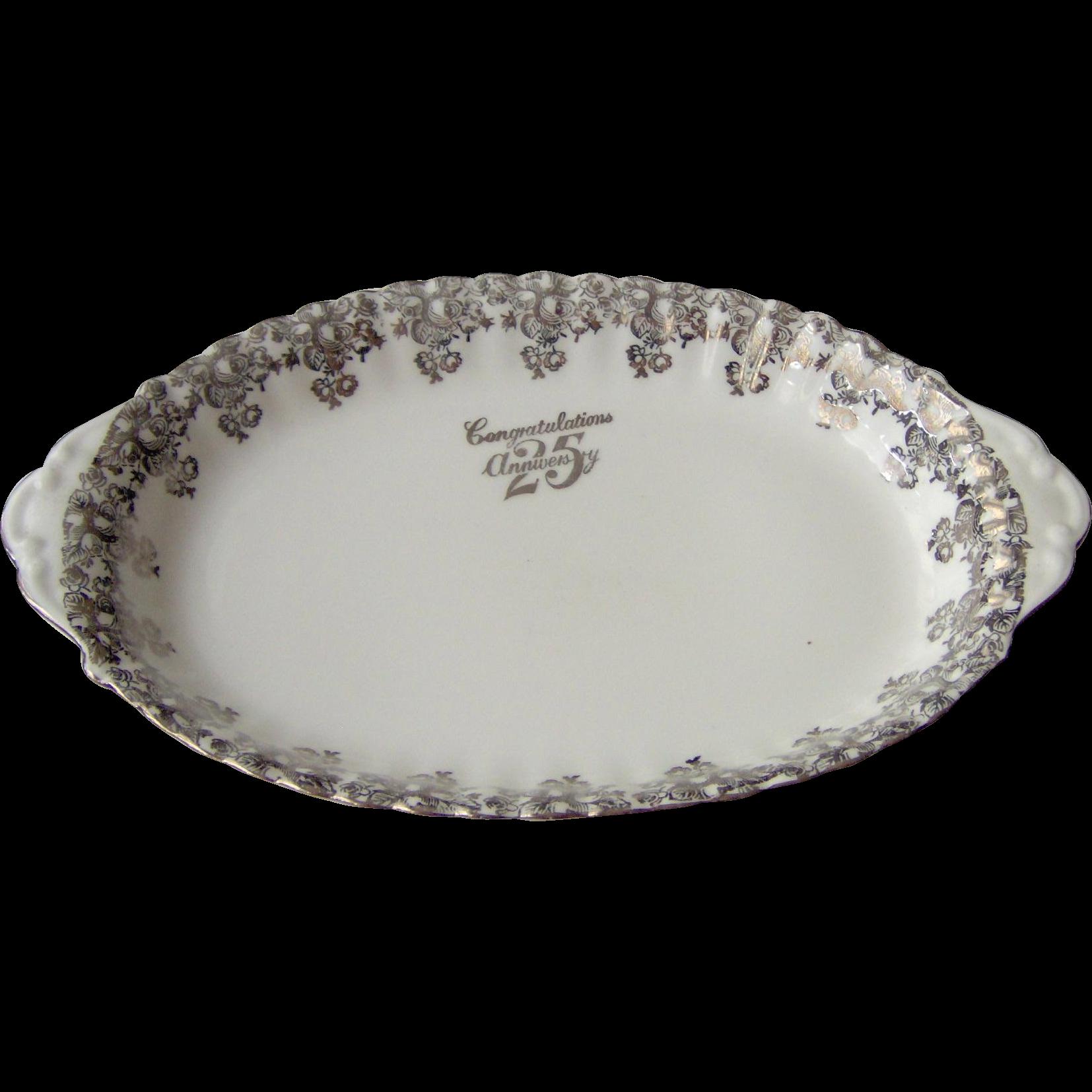 Vintage Royal Albert Tray or Serving Dish