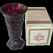 Vintage Avon Cape Cod Vase