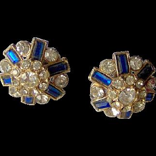 Vintage Screw-on Earrings