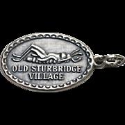 Vintage BEAU Sterling Old STURBRIDGE Village Charm