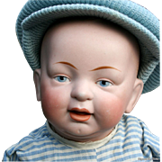 "16"" German Character baby with Great Modeling"