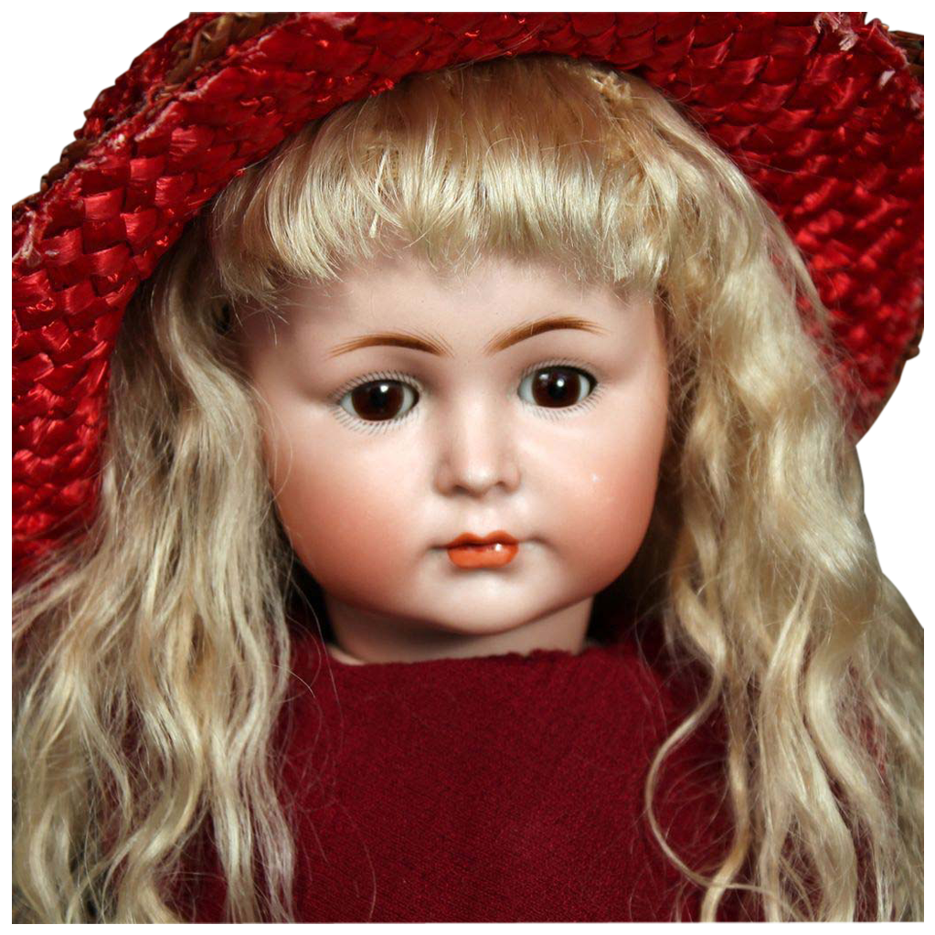 "17"" Kammer & Reinhardt #117 German Bisque Child ""Mein Liebling"""