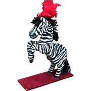 Toy Mechanical Zebra