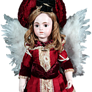 Beautiful Doll Angel Wings