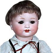 AM 971 Baby in Antique Costume