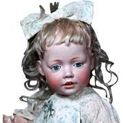 "17"" Kestner Hilda Toddler ~ Adorable!"