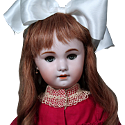 French Bisque SFBJ Character Doll #230