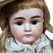 ON HOLD ~ Large German Bisque Fashion Girl by ABG