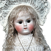 HTF German ABG 912 Child Doll, Beautifully Costumed