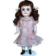 "Large 9"" Kestner All-Bisque German Doll"