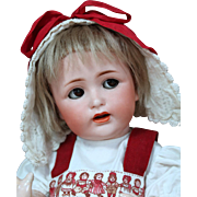 Antique JDK 257 Flirty-eyed Character Baby