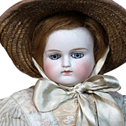 ABG German Bisque Child with Unusual Body