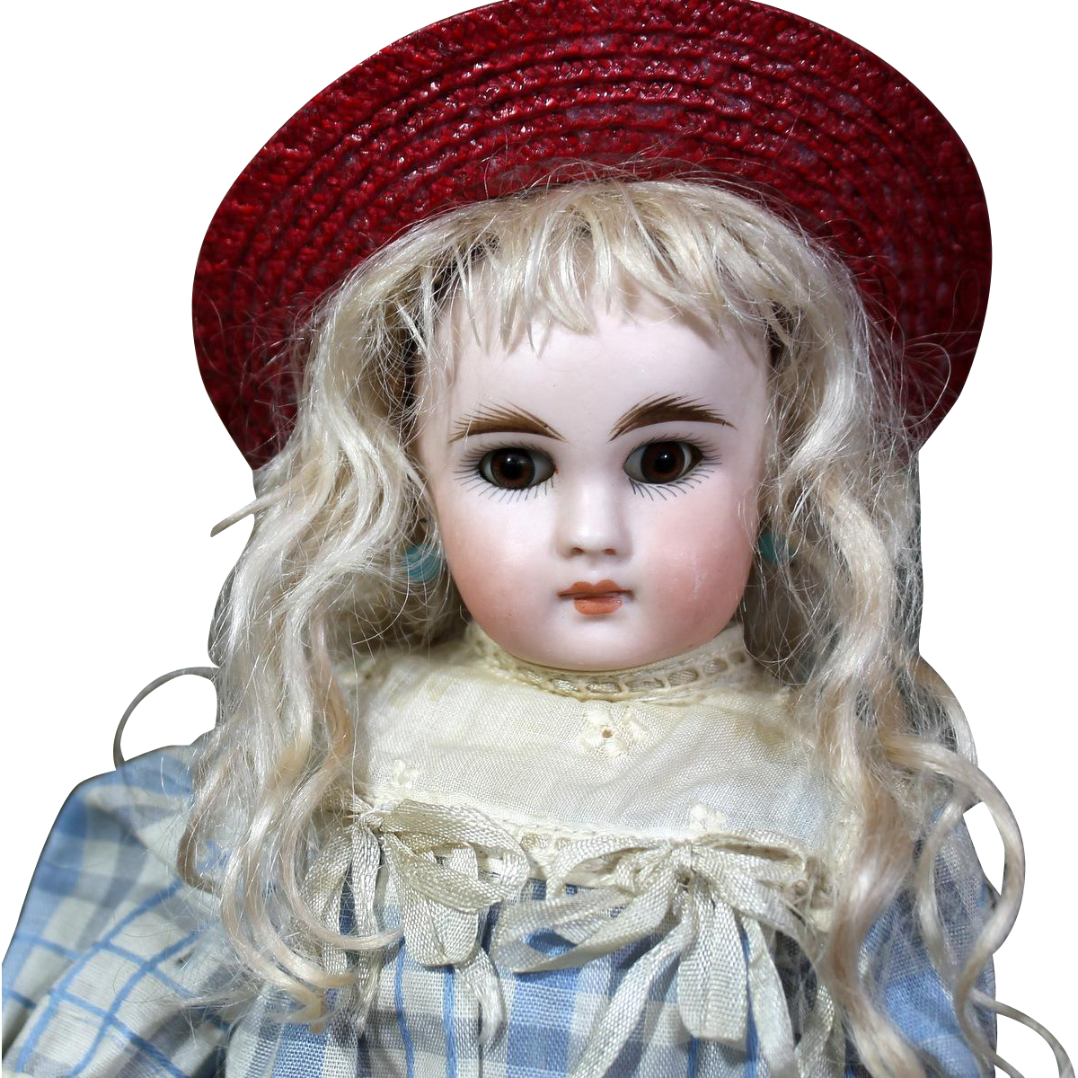 "Petite ""Belton"" Child Doll 10.5"""