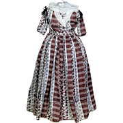 Two Piece Ensemble for Early Doll