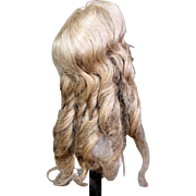 Dark Blond Synth HH Wig in Long Finger Curls size 12