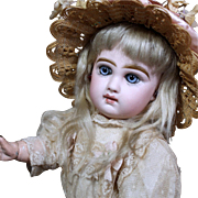 Tiny Tete Jumeau Size 3 ~ Fabulous Eyes!