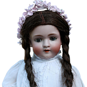 "Sweet 14"" Walkure German Bisque Child"