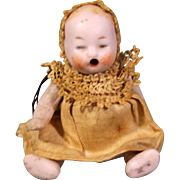 All Bisque Baby in Original Clothing