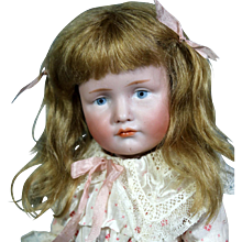 "K*R 114 ""Gretchen"" Character Child, 13 inches"