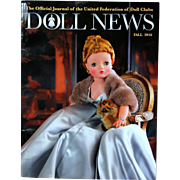 Doll News Fall 2016 Issue