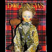 Doll News Summer 2016 issue.