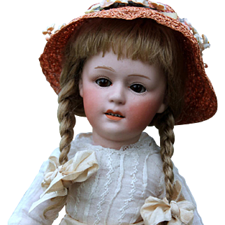 RARE Heubach Character 7711 Child