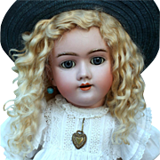 Handwerck 119 German Bisque Child 24 Inches