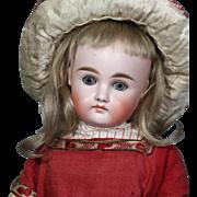 Early Pouty Kestner Child on Early Body