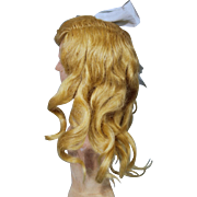 Antique Mohair Wig