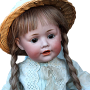 "Kestner 247 Toddler ""Hilda's Sister"" 19 inches"