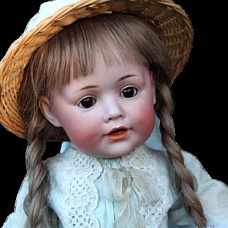 """Kestner 247 Toddler """"Hilda's Sister"""" 19 inches"""